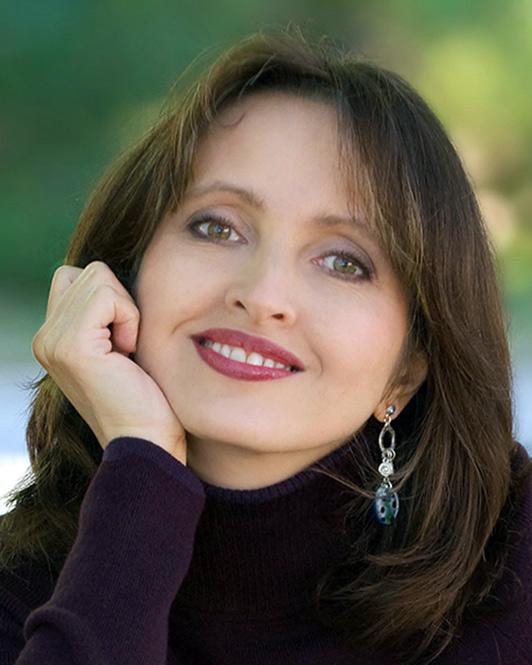 Photograph of Marina Shafran